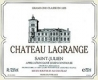 Chateau Lagrange 2011