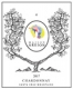 Chardonnay Chaine d'Or Vineyard Santa Cruz Mountains  - 2017 - Maison Areion
