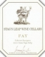 Fay Vineyard Cabernet Sauvignon - 2012 - Stag's Leap Wine Cellars