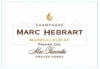 Champagne Mes Favorites Vieilles Vignes 1er Cru NV - Hebrart Marc