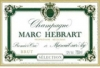 Champagne Brut Selection 1er Cru NV Demi 0,375 l - Hebrart Marc
