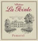 Chateau La Pointe Demi 0,375 l - 2014 -