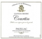 Chateau Behere Courtin - 2011 -