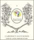 Cabernet Sauvignon Chaine d'Or Vineyard Magnum 1,5 l Santa Cruz Mountains - 2017 - Maison Areion