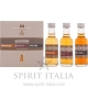 Auchentoshan Gift Collection (American Oak, 12YO, Three Wood)   GB 3x0,05 42,00 % 0.15 l.