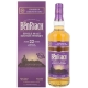 The BenRiach 22 Years Old Dark Rum Wood Finish + GB 46,00 % 0.7 l.