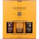 Glenmorangie Pioneering Collection + GB  3x0,35 43,00 % 1.05 l.