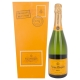 Veuve Clicquot Champagne Brut Yellow Label Ice Letter Edition + GB 12,00 % 0.75 l.