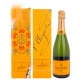 Veuve Clicquot Champagne Brut Yellow Label Tse Tse Edition + GB 12,00 % 0.75 l.