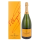 Veuve Clicquot Champagne Brut Yellow Label + GB 12,00 % 1.5 l.