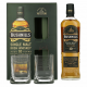 Bushmills 10 Years Old Single Malt Irish Whiskey mit 2 Gläsern 40,00 %  0,70 lt.