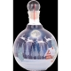 Chopin Vodka Christmas Bauble Red Design 40,00 %  0,50 lt.