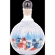 Chopin Vodka Christmas Bauble Blue Design 40,00 %  0,50 lt.