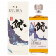 Kujira Ryukyu 20 Years Old Single Grain Whiskey 43,00 %  0,70 lt.