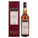 Mannochmore Manager's Choice Natural Cask Strength 1998 59,10 %  0,70 lt.