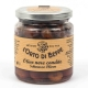 Black Olives Refined 314 ml. - L'Orto di Beppe
