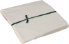 Fitted sheet natural cotton 90 x 200 cm - Villgrater Natur