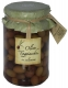 Taggiasca olives in brine 220 gr. - Ranise