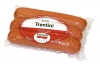 W�rstel Trentino without peel 3 pc vac. app. 300 gr. - Kofler Speck