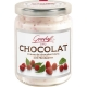 Chocolate spread white with raspberry 250 gr. - Grashoff 1872